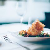 Food Dish Restaurant Meal Gourmet Cuisine